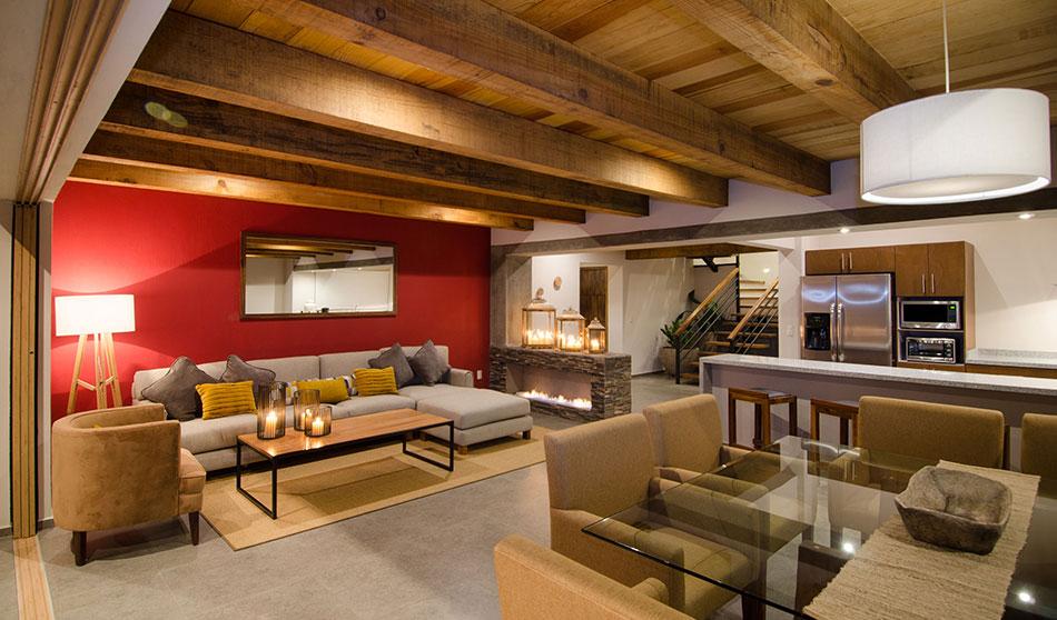 Caracter sticas for Apartamentos interiores contemporaneos